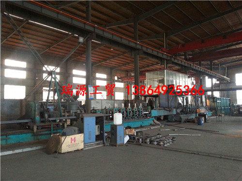 镀锌带钢管生产设备